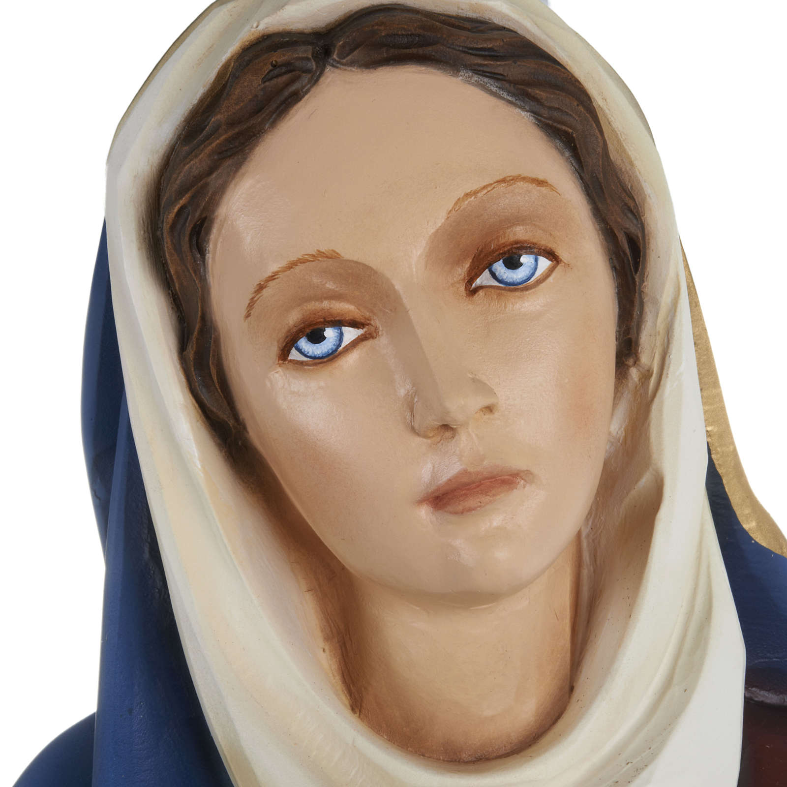 Our Lady of Sorrows, fiberglass statue,  80 cm 4