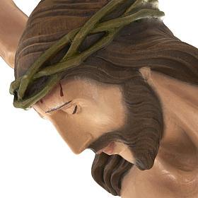 Statue Corps du Christ 80 cm fibre de verre s5