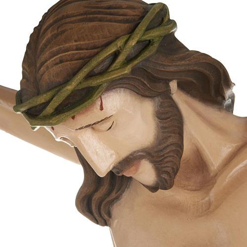 Statue Corps du Christ 80 cm fibre de verre 2