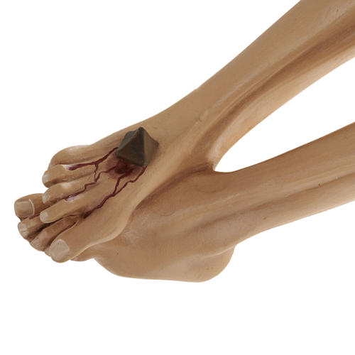 Corpo di Cristo fiberglass 80 cm 12