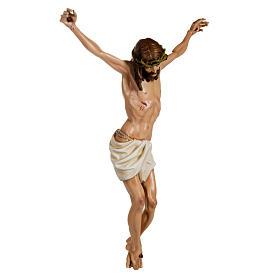 Cuerpo de Cristo  100 cm en fibra de vidrio s6