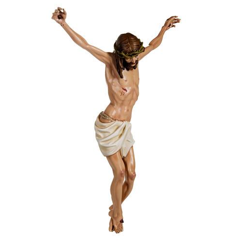 Corpo di Cristo fiberglass 100 cm 6