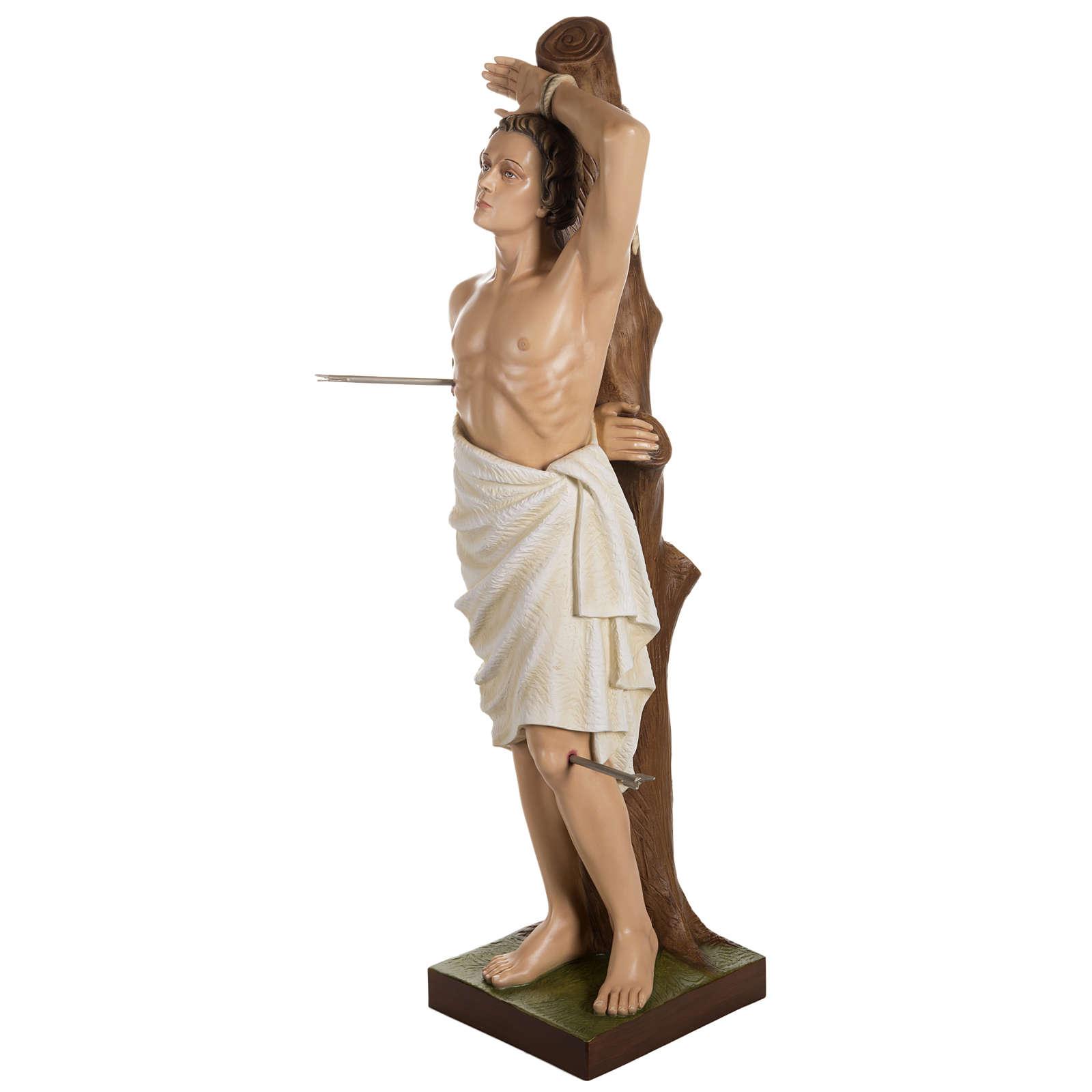 San Sebastiano vetroresina 125 cm 4