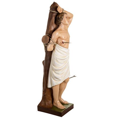 San Sebastiano vetroresina 125 cm 5