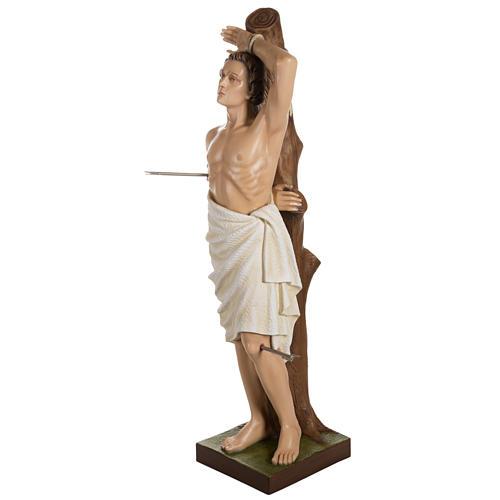 San Sebastiano vetroresina 125 cm 7