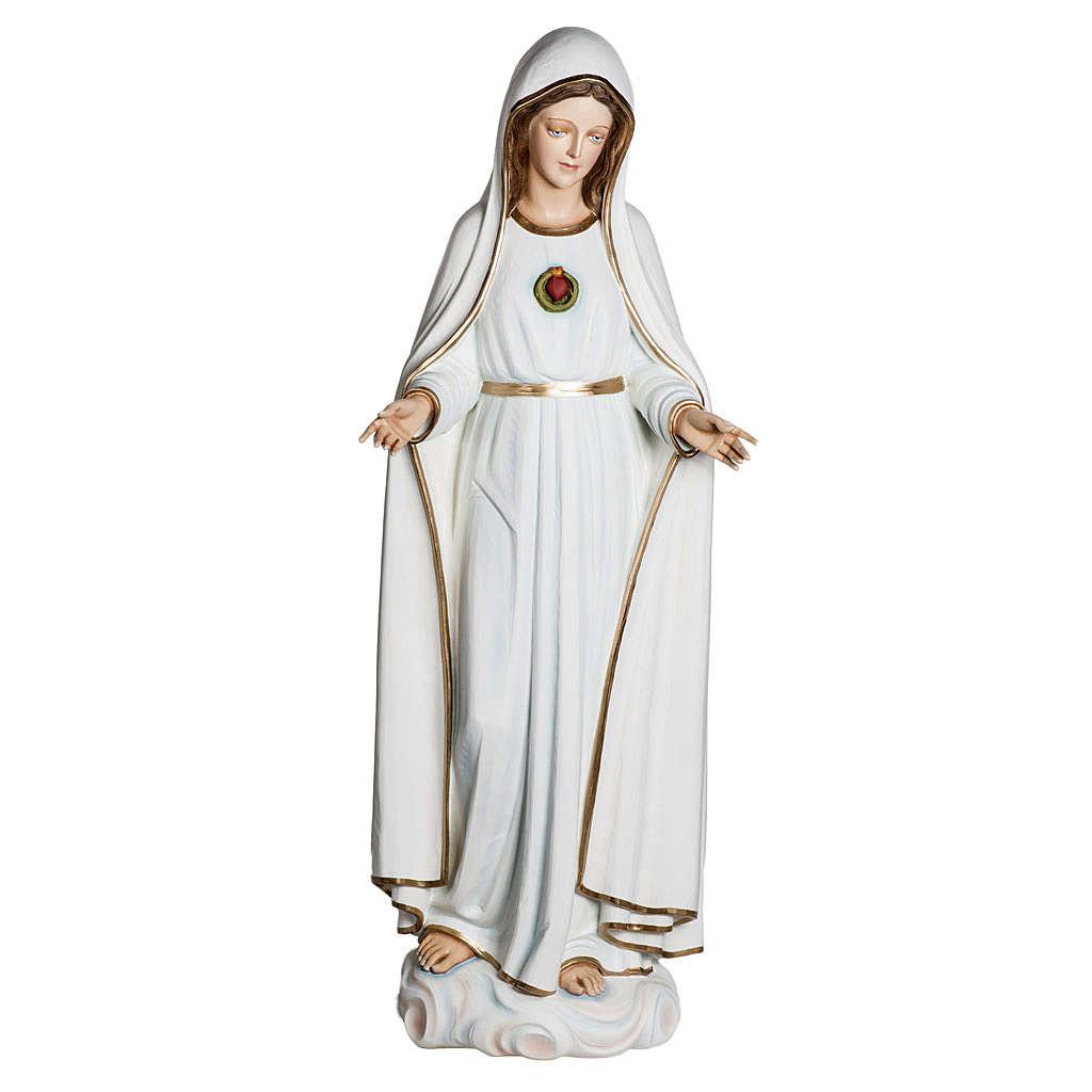 Madonna di Fatima 120 cm fiberglass 4