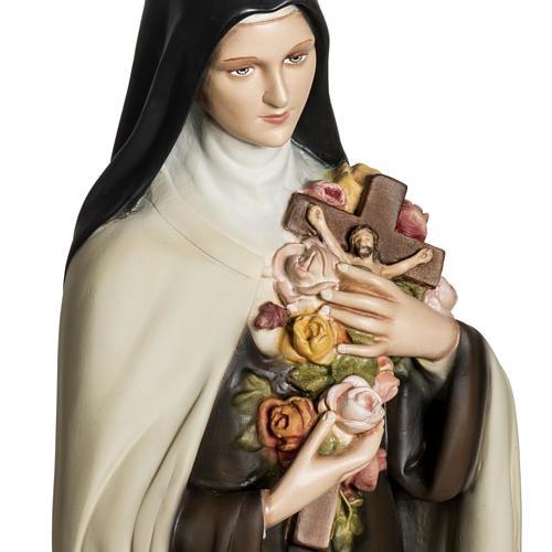 Santa Teresa di Lisieux 80 cm fiberglass 2