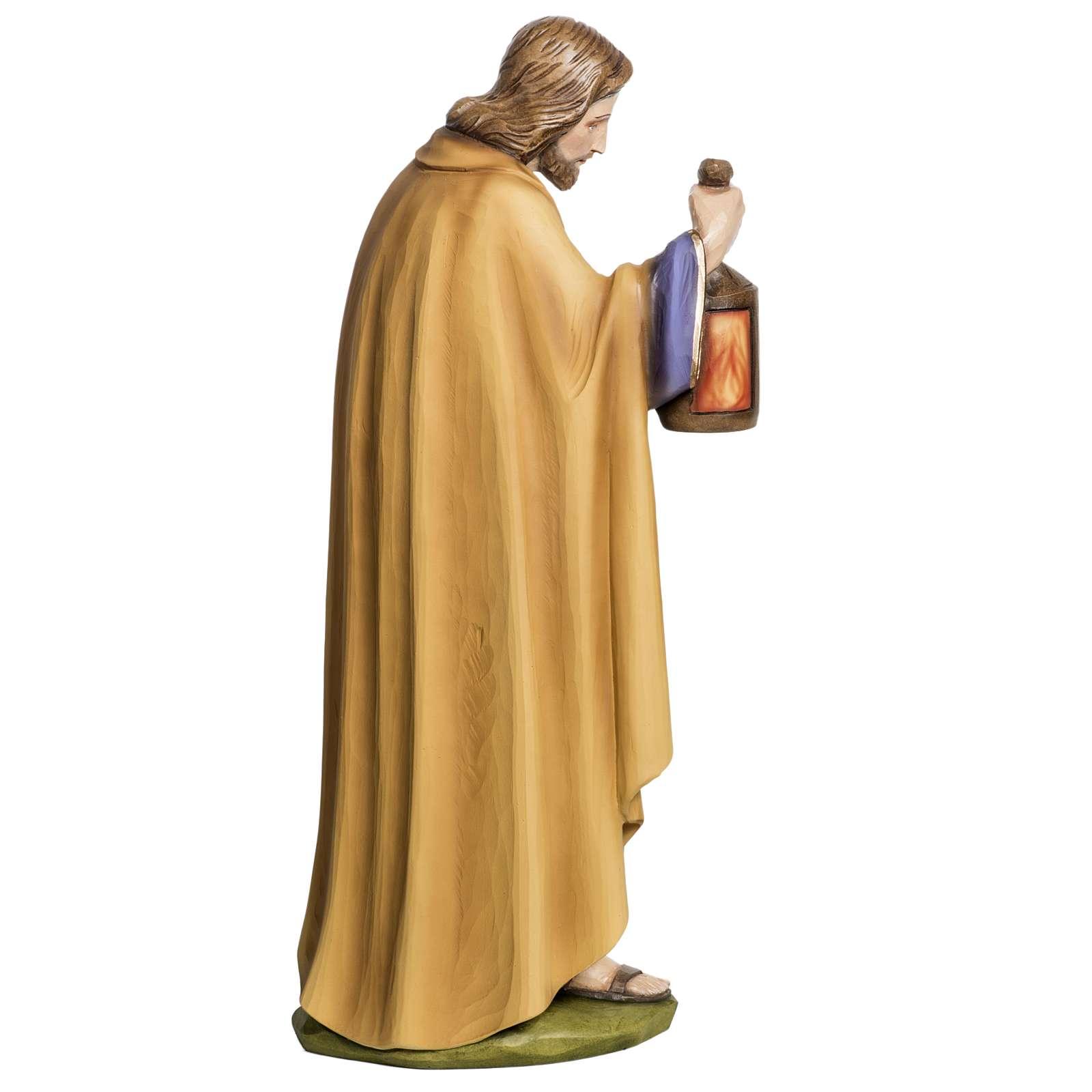 Holy Family fiberglass statues 60 cm 4
