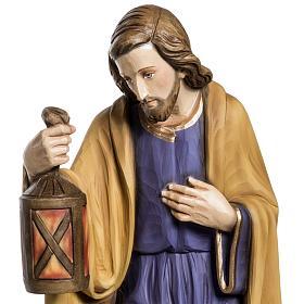 Holy Family fiberglass statues 60 cm s2