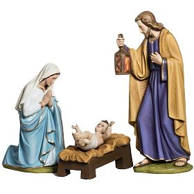 Holy Family fiberglass statues 60 cm s1