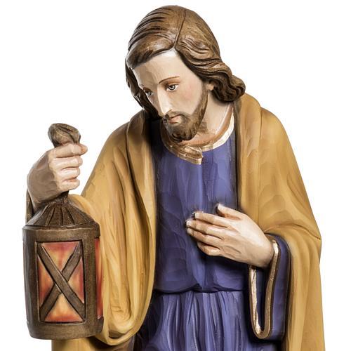 Holy Family fiberglass statues 60 cm 2