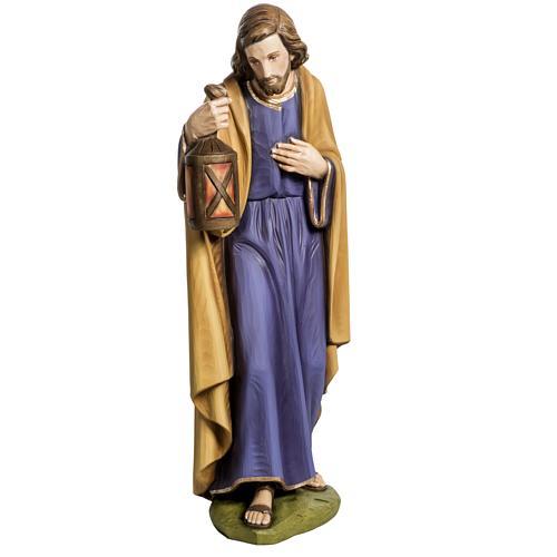 Holy Family fiberglass statues 60 cm 7