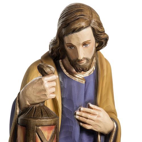 Holy Family fiberglass statues 60 cm 8