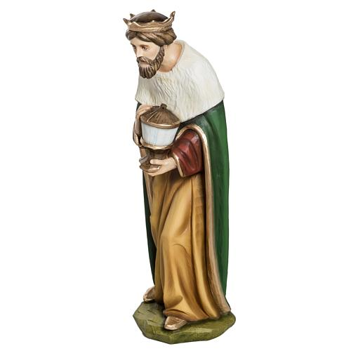 Fiberglas Heilige drei Könige 60 cm 9