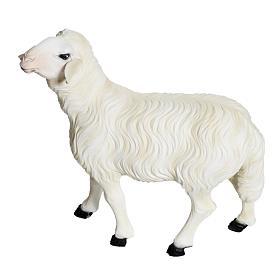 Moutons crèche Noel 60 cm, lot 2 pcs s4
