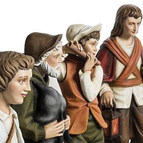 Nativity scene fiberglass figurines 60 cm s5