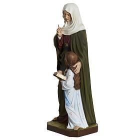Estatua Santa Ana 80 cm  fibra de vidrio s5