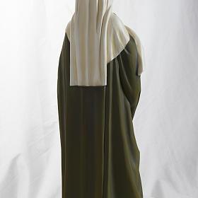 Estatua Santa Ana 80 cm  fibra de vidrio s11