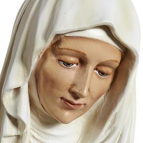 Estatua Santa Ana 80 cm  fibra de vidrio s12