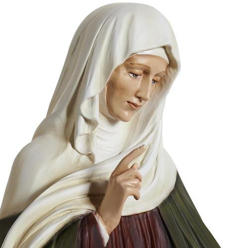 Estatua Santa Ana 80 cm  fibra de vidrio 3
