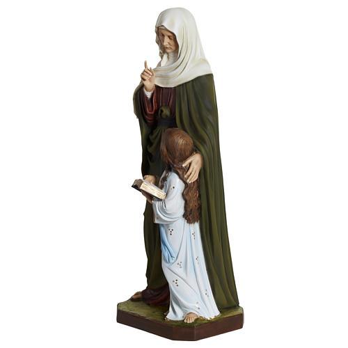 Estatua Santa Ana 80 cm  fibra de vidrio 5