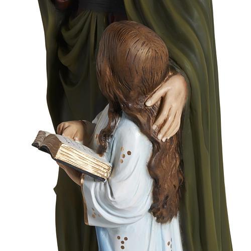 Estatua Santa Ana 80 cm  fibra de vidrio 6