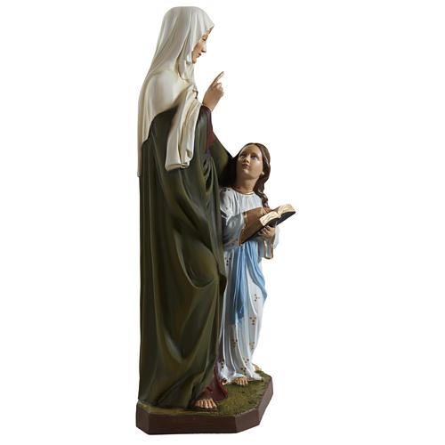 Estatua Santa Ana 80 cm  fibra de vidrio 9
