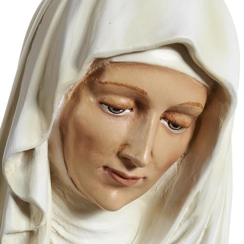 Estatua Santa Ana 80 cm  fibra de vidrio 12