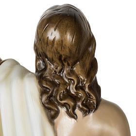 Jesús Resucitado 100 cm fibra de vidrio s10
