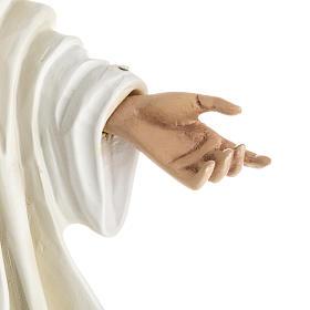 Madonna Medjugorje vetroresina 60 cm s8