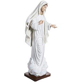 Madonna Medjugorje vetroresina 60 cm s9