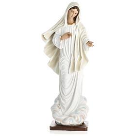 Madonna Medjugorje vetroresina 60 cm finitura speciale s1