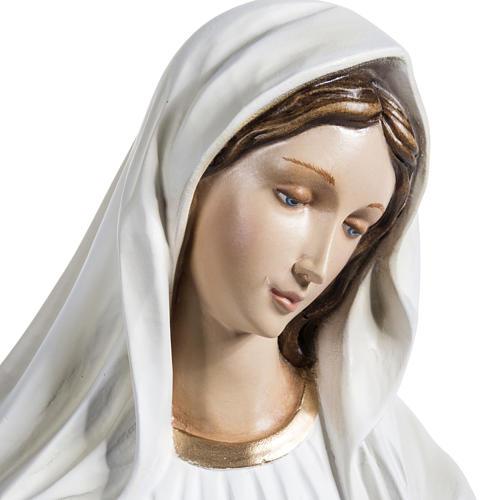 Madonna Medjugorje vetroresina 60 cm 19