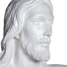 Cristo Redentor 200 cm. fibra de vidrio s9