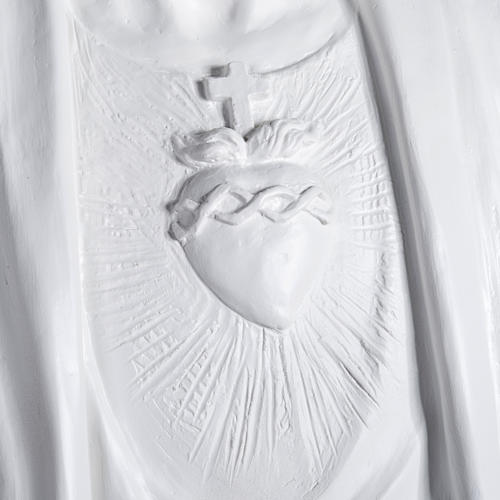 Cristo Redentor 200 cm. fibra de vidrio 3