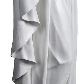 Gesù Redentore 200 cm vetroresina bianca s8