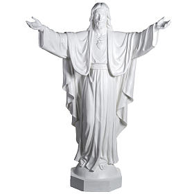 Christ the Redeemer, fiberglass statue, 200 cm s1
