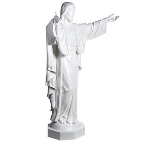 Christ the Redeemer, fiberglass statue, 200 cm s5