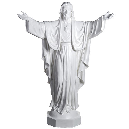 Christ the Redeemer, fiberglass statue, 200 cm 1