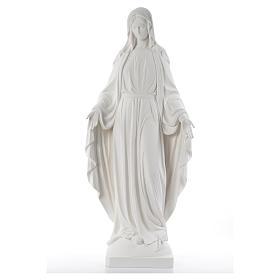 Statua Madonna Miracolosa 100 cm vetroresina s1