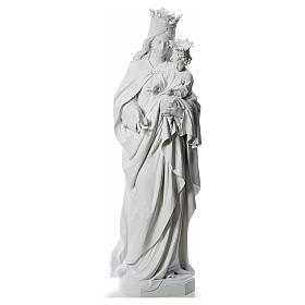 Mary Help of Christians statue in fiberglass, 180 cm s1