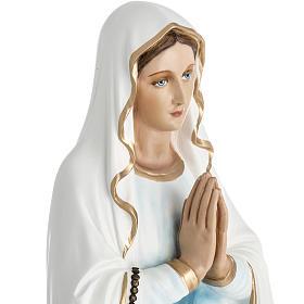 Nossa Senhora de Lourdes fibra vidro 60 cm