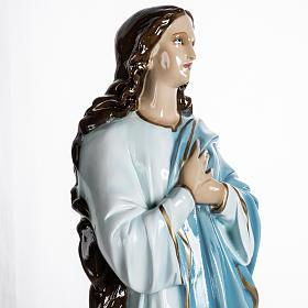 Nuestra Señora de la Asunción 100 cm. fibra de vidrio s5