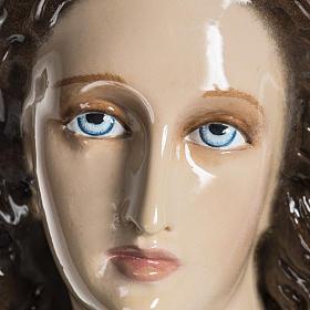 Nuestra Señora de la Asunción 100 cm. fibra de vidrio s11