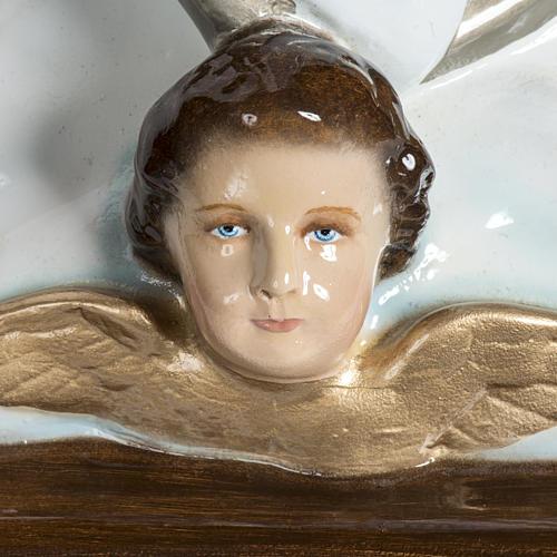 Nuestra Señora de la Asunción 100 cm. fibra de vidrio 12