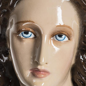 Beata Vergine Assunta 100 cm vetroresina lucida s11