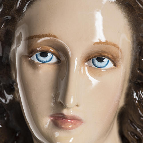 Beata Vergine Assunta 100 cm vetroresina lucida 11