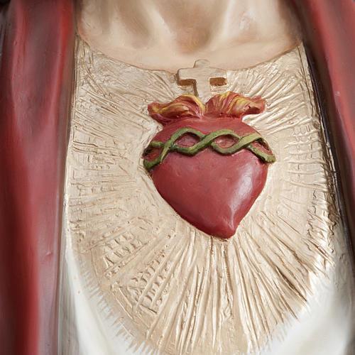 Christ rédempteur 200 cm fibre de verre 5