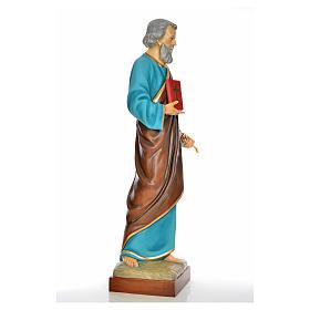 San Pietro 160 cm vetroresina dipinta s4