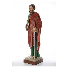 Saint Paul cm 160 painted fiberglass s2